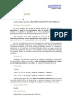 Curso Avanzado ATLAS Ti 2012-2013