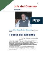 Teoría del Disenso-  Por ALBERTO BUELA