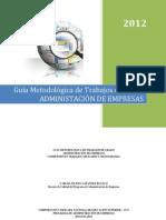 GUIA METODOLÓGICA DE TRABAJOS DE GRADO AE 2012 COMPLEMENTO.pdf