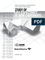 Life Expectancy - Home Components
