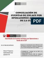 Conciliacion de Cuentas - 2013