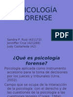 Psic forense