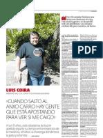 Entrevista a Luis Coira