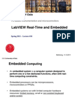 Lecture10 Real-Time and Embedded v2