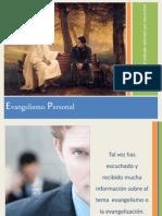 PRESENTACIÓN EVANGELISMO PERSONAL