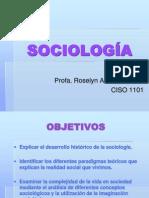 Sociología:conceptos básicos