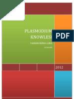 Paper Malarian Knowlesi - Fajrian Rizkia Lubis -120111081