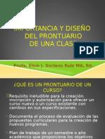 1. Diseño de Prontuario-ok