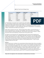 Davidson Fixed Income Weekly Comment - August 12, 2013