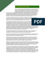 Historia de La Silvicultura en Colombia