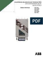 3ADW000165R0106 Technical Data Sp A