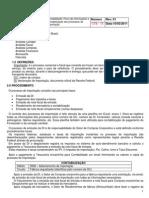 SIGAEIC Fluxo Contabil Dos Processos de Importacao