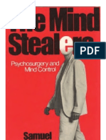 Chavkin, Samuel - The Mind Stealers, Psychosurgery and Mind Control (1978)