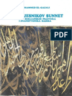 Vjerovjesnikov sunnet - Muhammed El-Gazali