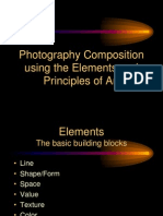 Elements Principles of Photo
