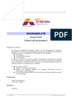metallurgie-soudage