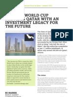 International Focus on Qatar