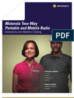 AMZ Motorola CP200 Radio Accessory Catalog