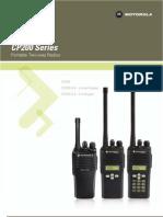 AMZ Motorola CP200 Radio Brochure