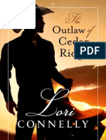The Outlaw of Cedar Ridge - Extract