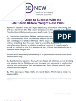 LifeForce 30 Day Meal Plan_Vegetarian