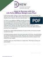 LifeForce 30 Day Meal Plan_Vegetarian