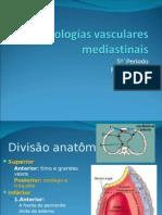 Patologias vasculares mediastinais