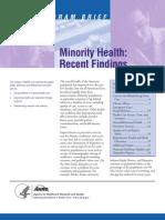 Minority Health