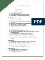 CB Questionnaire