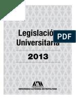 Legislacion Enero 2013