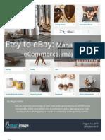 Etsy to eBay