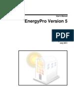 Energy Pro 5 Manual