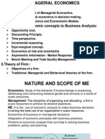 Nature and Scope of Me 1