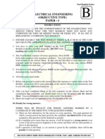 IES2013 EEE Objective Paper 1