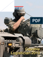 Czech Armed Forces Review 1-2013