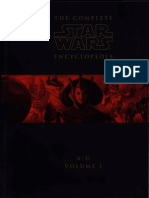 The Complete Star Wars Encyclopedia [2008] Volume I (a-G)