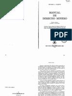 Manual de Derecho Minero Pigretti