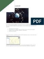 Pasar Del GPS a AutoCAD