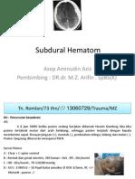 Case Subdural Hematom Asep