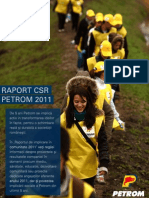 Petrom Raport CSR 2011