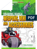 Drawing Manga Weapons Vehicles and Accessories.r