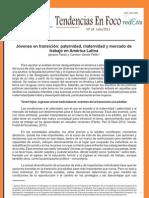 Ignacio Pardo y Carmen Varela Petito - Jóvenes en transición paternidad, maternidad y mercado de trabajo en América Latina