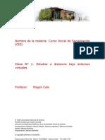 Clase 1CIS Maga (Impreso)