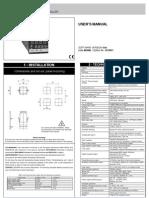 Gefran 600 Pidcontroler Manual