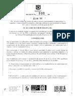 Decreto 330 de 2013