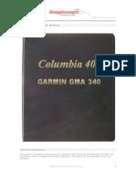 Garmin Gma 340h Manual