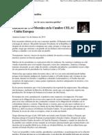 Discursoen La Cumbre CELAC