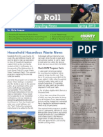 St. Louis County Spring 2013 Recycling Newsletter