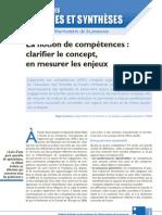 JES12 Notion de Competence BD(1)