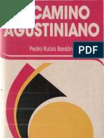 Rubio Bardon, Pedro - El Camino Agustiniano